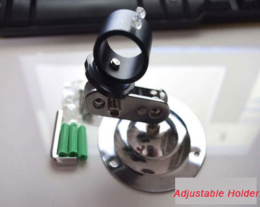 Laser Module Adjustable Holder/Clamp/Mount Heatsink
